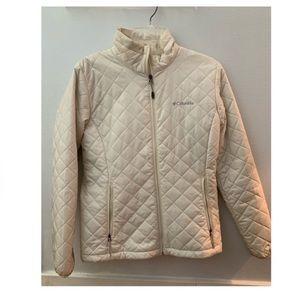 Jackets & Blazers - Cream Columbia jacket